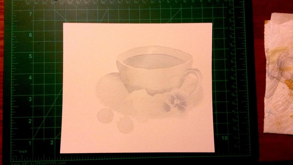 Raspberry Tea 1