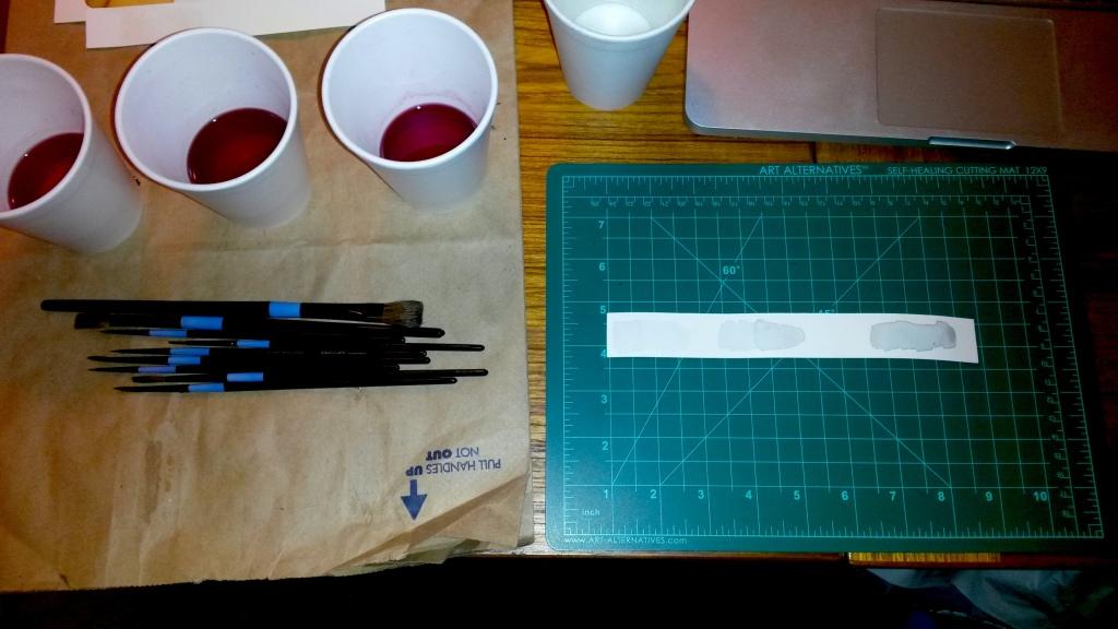 Raspberry Tea Setup