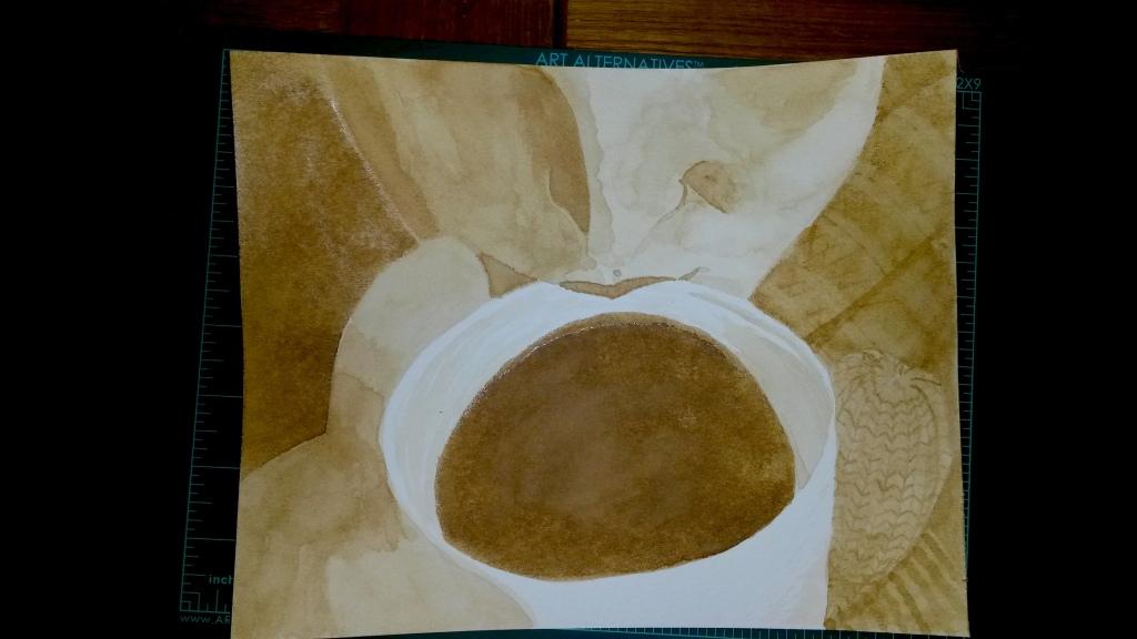 Sip of Coffee 1