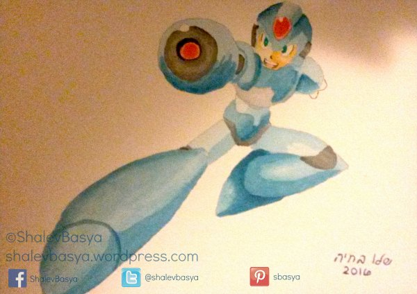 Megaman X (c)