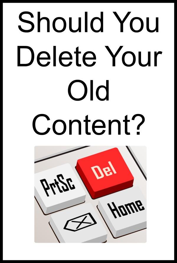 Content Delete 1
