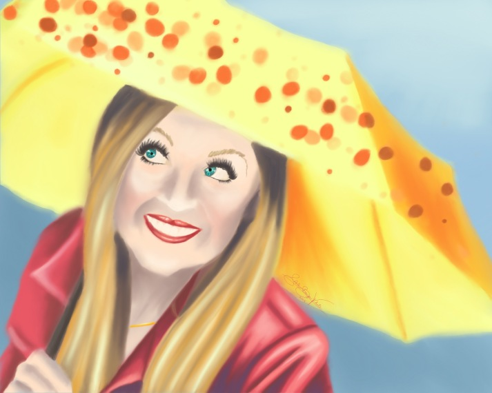 Umbrella Lady1