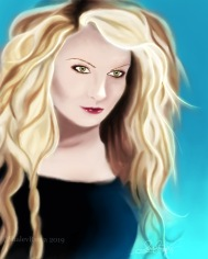 The Blond Woman (c)