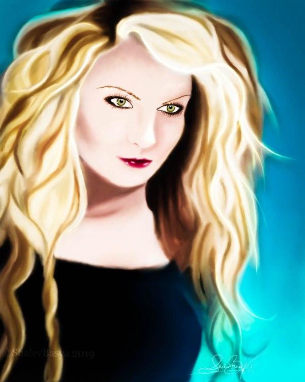 Blond Woman Alt
