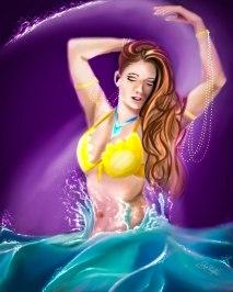 Water Goddess Alt-2